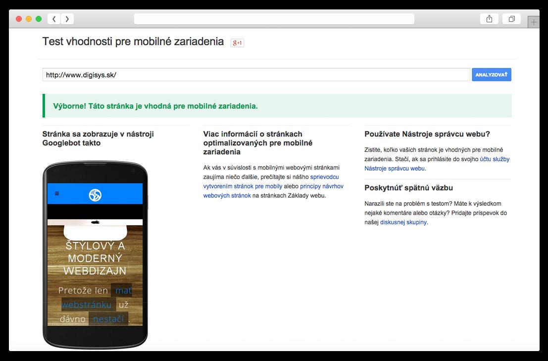 Google mení algoritmus pre mobilné vyhľadávanie