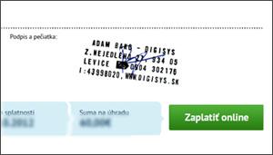 Prinášame online platby